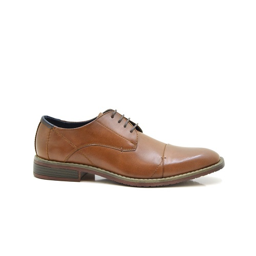 Zapatos Derby Baja