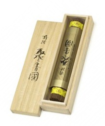 Excellent Shukohkoku Japanese Incense by Baieido