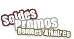 Soldes, Promos, ....