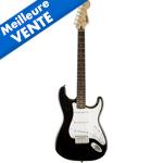 Guitare Electrique Squier Stratocaster Bullet HSS BK