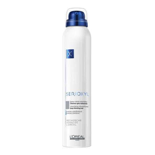 Spray Volumateur Cheveux Gris Serioxyl L'Oréal Professionnel 200ml