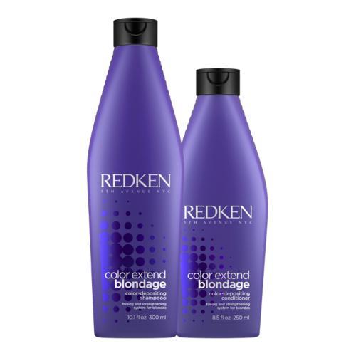 Duo Color Extend Blondage Redken