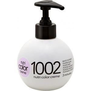 Nutri Color Revlon - 1002 Platine Blanc