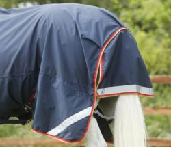 Buster Zero 0g Turnout Rug with Classic Neck Cover