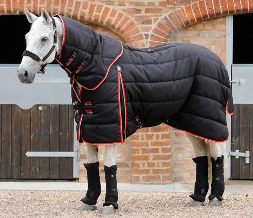 Stable Buster 450g Stable Rug with Neck Cover