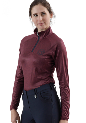 Chia Lightweight Technical Riding Layer